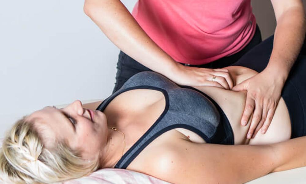 Was haben Nackenschmerzen mit dem Zwerchfell zu tun?