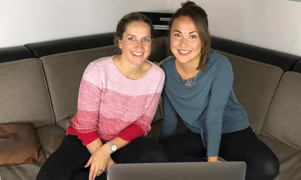 Lachyoga: Lach dich gesund! – Interview mit Inna Bode