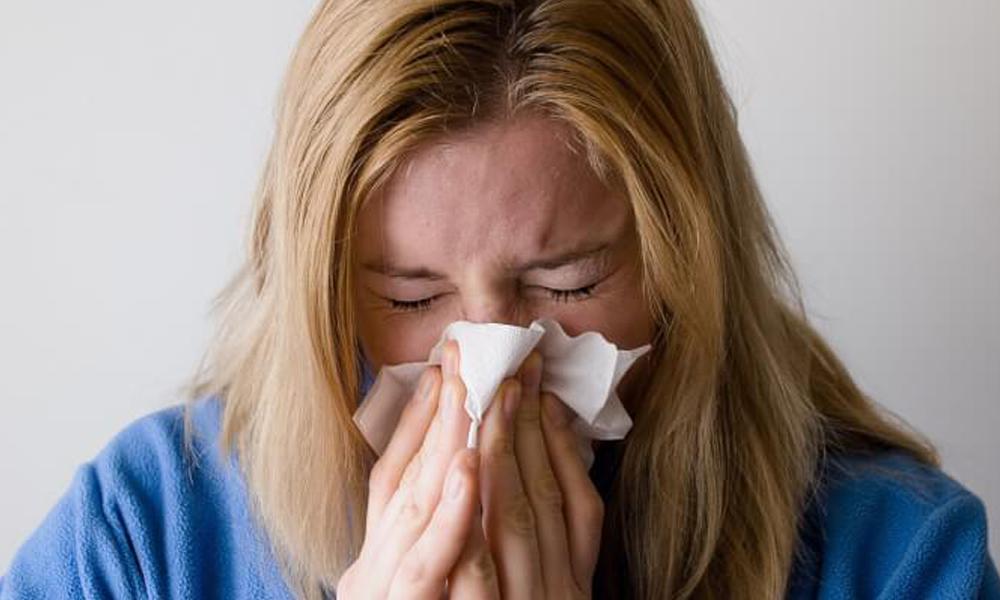 Erkältung natürlich behandeln und schnell wieder fit werden!