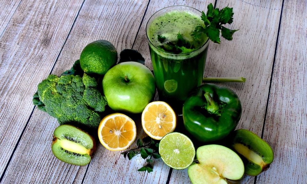 Basische und basenüberschüssige Ernährung