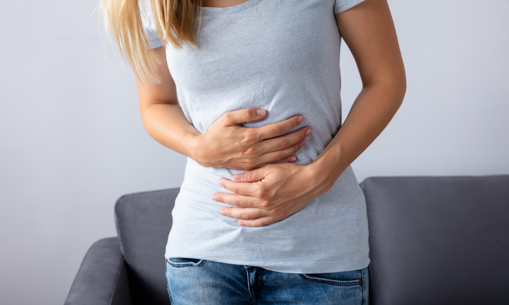 Rückenschmerzen im unteren Rücken: Ursache Darm - Körperkunde