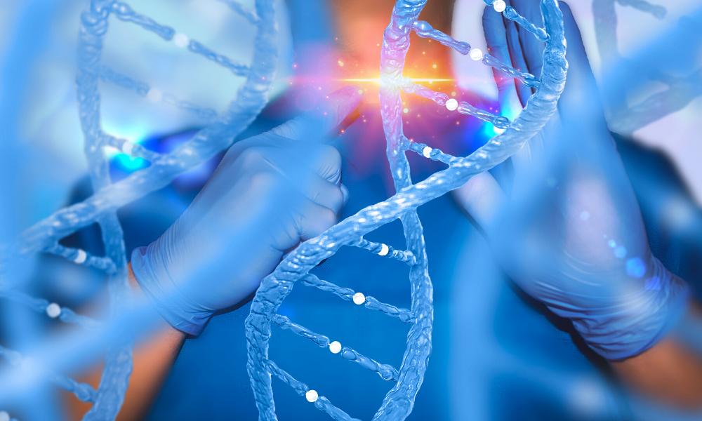 Mythos: Gene als Krankheitsursache | Gene vs. Lifestyle, Stress und Ernährung | #207