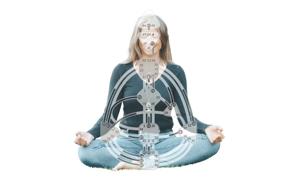 Human Design & Gesundheit | Teil 3 | Die 6 Linien in deiner Chart | #218